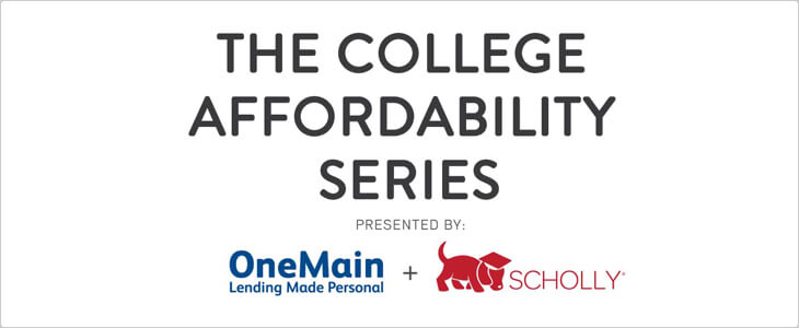 OneMain Partners with Scholly in College Affordability Series