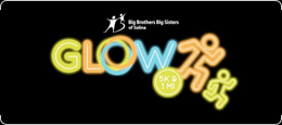 April 29: Big Brothers Big Sisters Glow in the Park 5K & 1-Mile Fun Run in Salina, KS