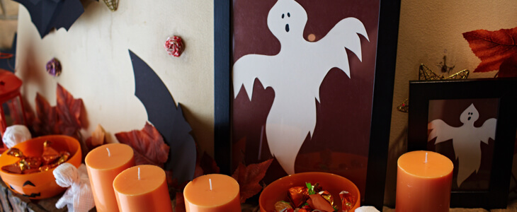 DIY Halloween Decorations That Won't Scare Your Budget