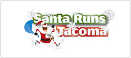 December 10: Santa Runs Tacoma in Tacoma, WA