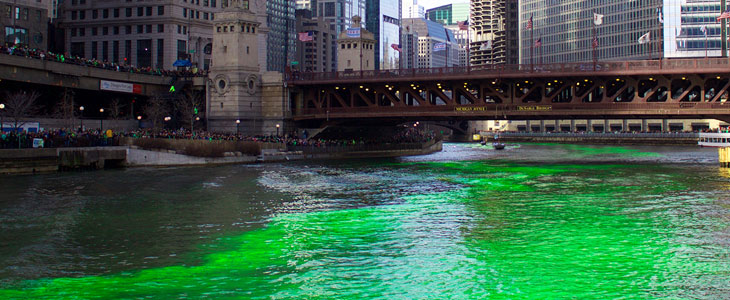 March 12: Chicago St. Patrick's Day Celebration