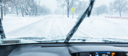 Get Your Vehicle Ready for Winter Driving