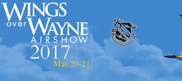 May 20-21: Wings Over Wayne Air Show in Goldsboro, NC
